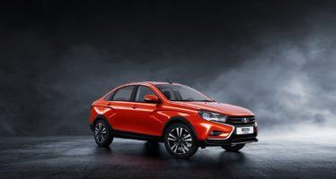 Γονίδια από το Lada Niva έχει το νέο Vesta Cross Sedan