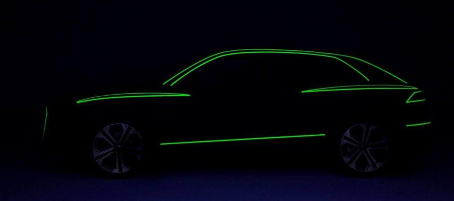 Ποιο είναι το νέο Audi που φωσφορίζει;