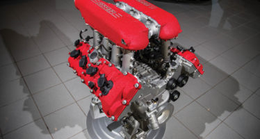 Πωλείται κινητήρας της Ferrari