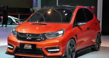Το νέο μικρό και μάλλον δυνατό μοντέλο της Honda