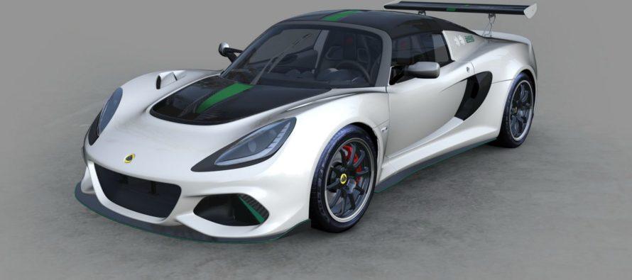 Νέα έκδοση της Lotus Exige εμπνευσμένη από ένα μονοθέσιο