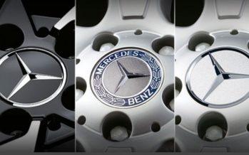 Ποικιλία προσφέρει η Mercedes στα καπάκια των ζαντών της