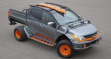 Ένα Mitsubishi L200 για το Fast and The Furious
