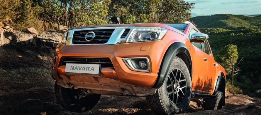 Το Nissan Navara περνάει πλέον πάνω από κάθε εμπόδιο