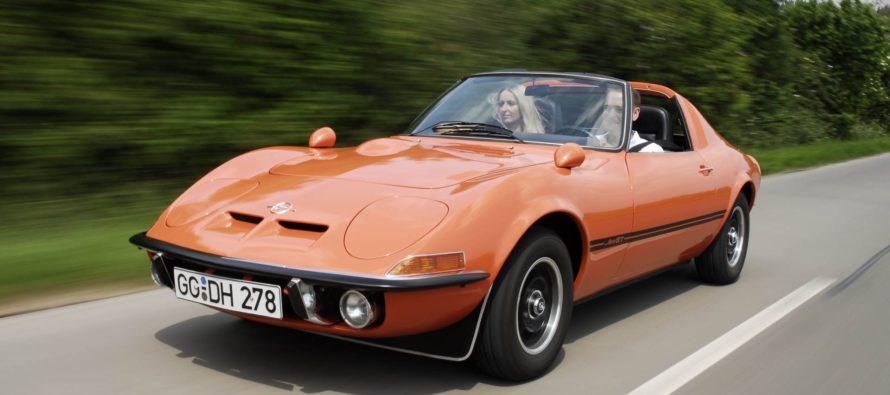 Επέτειος για τα πενήντα χρόνια του Opel GT