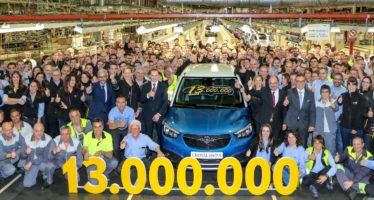 Η Opel έχει κατασκευάσει 13 εκατ. οχήματα στην Ισπανία