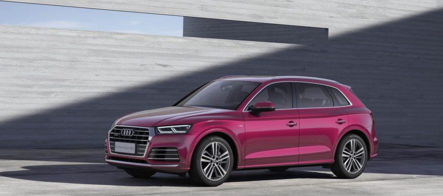 Το νέο Audi Q5 L το απολαμβάνεις καλύτερα με σοφέρ