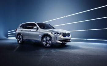 Πλησιάζει η πρώτη αμιγώς ηλεκτροκίνητη BMW (video)