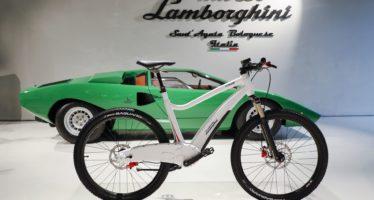Ηλεκτροκίνητα ποδήλατα από την Lamborghini