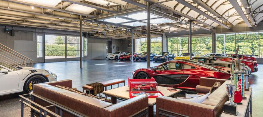 Πωλείται άδειο μουσείο αυτοκινήτου για 8,1 εκατομμύρια ευρώ