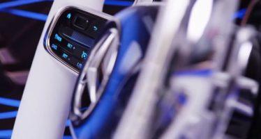 Νέο υπερπολυτελές μοντέλο της Mercedes-Maybach (video)