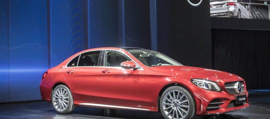 Γιατί η Mercedes C-Class μεγάλωσε 8 εκατοστά;