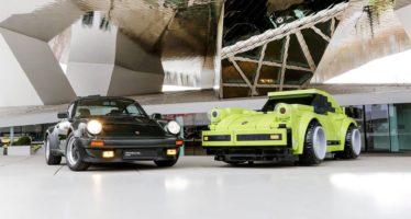 Μια Porsche 911 Turbo σε πραγματικές διαστάσεις κατασκευασμένη με Lego