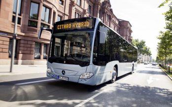 Ποια χώρα προτιμάει λεωφορεία της Mercedes;