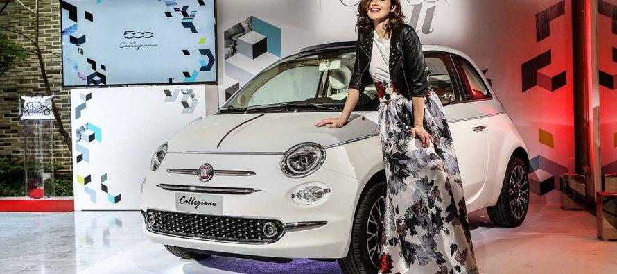 Δυο εκατομμύρια Fiat 500 δίνουν στυλ στους δρόμους