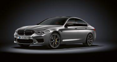 Η BMW M5 δείχνει το πιο άγριο πρόσωπο της