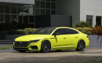 To βελτιωμένο Volkswagen Arteon που φωσφορίζει