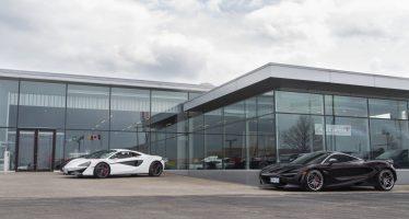Που βρίσκεται η καλύτερη αντιπροσωπεία της McLaren;
