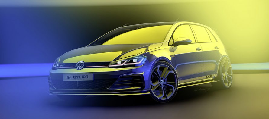 To νέο Volkswagen Golf GTI TCR με τελική 264 χλμ./ώρα