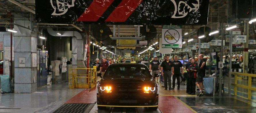 Το τελευταίο Dodge Challenger SRT Demon των 851 ίππων (video)