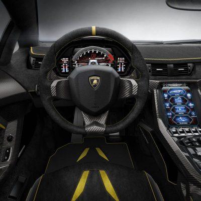 Lamborghini_Centenario_Interior