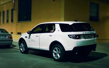 To Land Rover Discovery Sport του Ερυθρού Σταυρού (video)