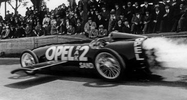 Η Opel πριν 90 χρόνια έφτασε τα 238 χλμ./ώρα (video)