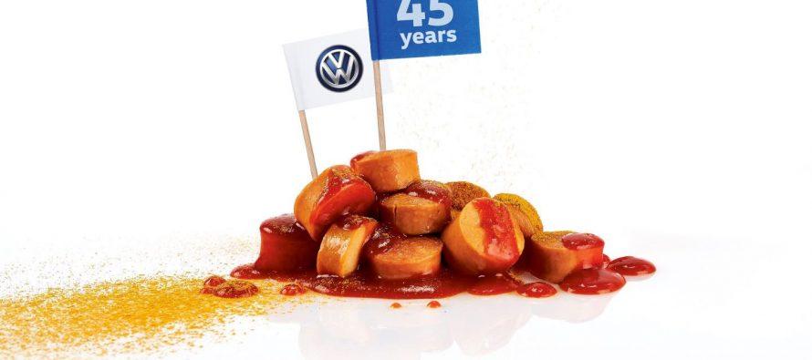 Γνωρίζατε ότι η Volkswagen παράγει και λουκάνικα;