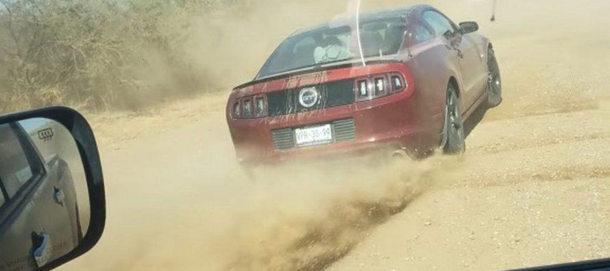 Δείτε πως μπορεί να σπάσει τζάμια ένα Ford Mustang (video)