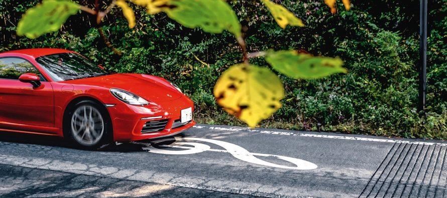 Δρόμοι αναπαράγουν μουσική όταν τηρείς τα όρια ταχύτητας (video)
