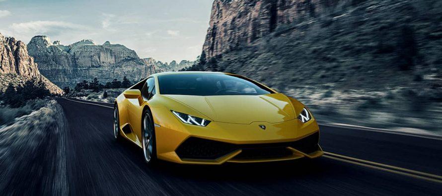 Ο φοιτητής με την Lamborghini Huracan