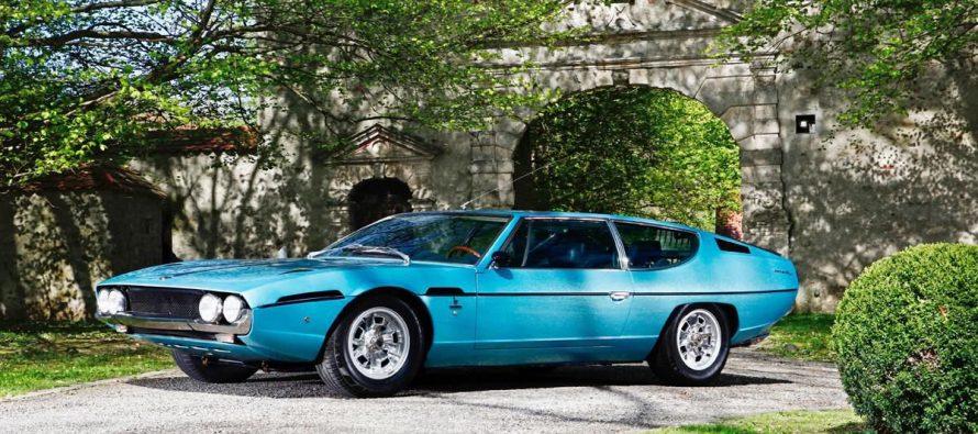 Ποιος πρίγκιπας είχε οδηγήσει αυτή την Lamborghini Espada;