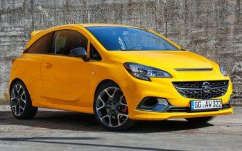 Mε 150 ίππους το νέο Opel Corsa GSi
