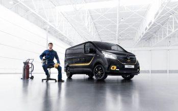 Τι σχέση έχει το βαν Renault Trafic με τη Formula 1;