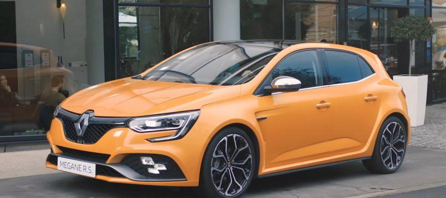 Αξεσουάρ εμπνευσμένα από το Renault Μegane R.S. (video)