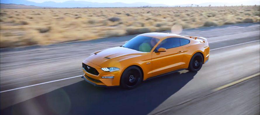 Η Ford προτείνει το Mustang αντί του Dodge Challenger (video)