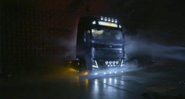 Το πιο ροκ φορτηγό της Volvo (video)