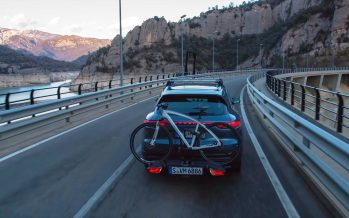 Πως να μεταφέρετε το ποδήλατο σας με Porsche (video)