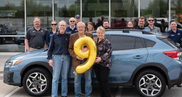 Πόσα Subaru κυκλοφορούν στην Αμερική;