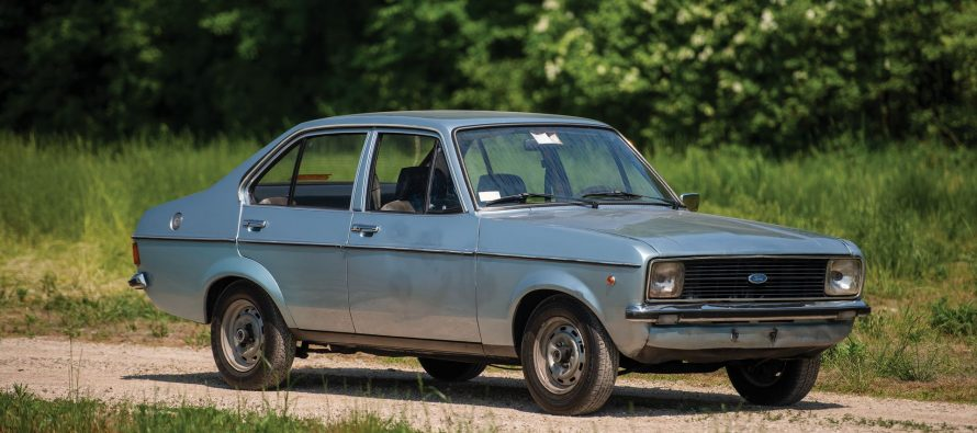Ford Escort του 1976 αναμένεται να πουληθεί 260.000 ευρώ