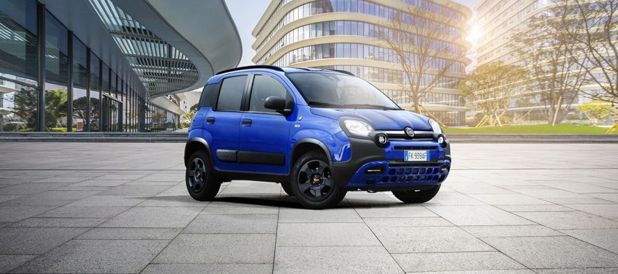 To Fiat Panda Waze αποφεύγει δρόμους με κίνηση