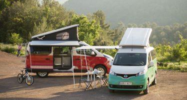 Τα ιδανικά βαν της Nissan για καλοκαιρινές διακοπές