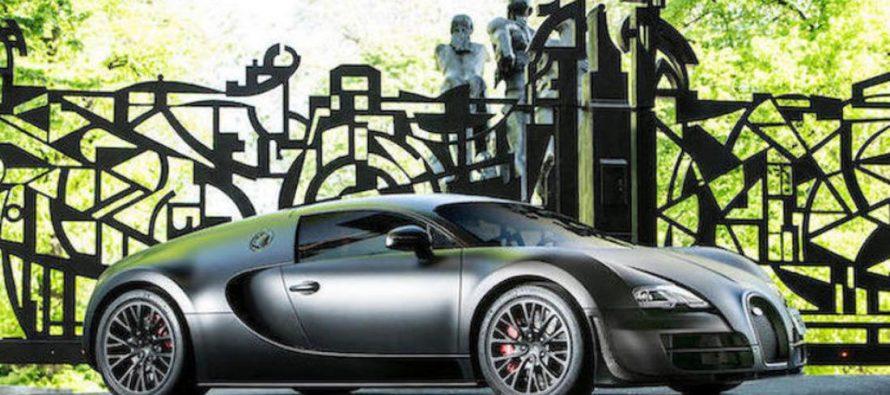 Πωλητήριο μπήκε στην τελευταία Bugatti Veyron