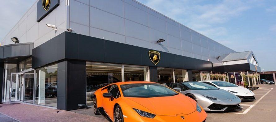 Πού άνοιξε νέα αντιπροσωπεία της Lamborghini;