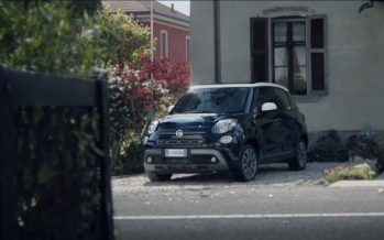 Γιατί οι πελαργοί με τα μωρά προτιμούν το Fiat 500L; (video)