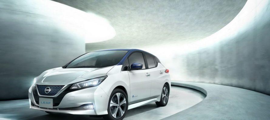 Πόσα νέα Nissan Leaf έχουν πουληθεί στην Ευρώπη μέχρι τώρα;