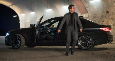 Ο Τομ Κρουζ οδηγεί τη BMW M5 στη νέα του ταινία (video)
