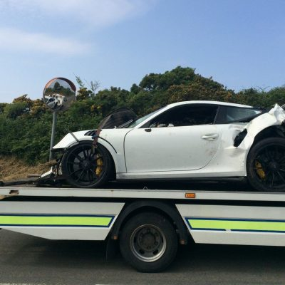Porsche-911-GT3-RS-Crash-Isle-Of-Man-1