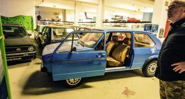 Ο ιδιοκτήτης των 114 Volkswagen Golf