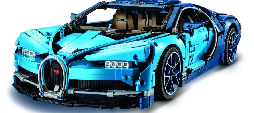 Αν τρακάρει αυτή η Bugatti Chiron θα γίνει 3.599 κομμάτια (video)